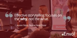 Focus on the Why - Lauren