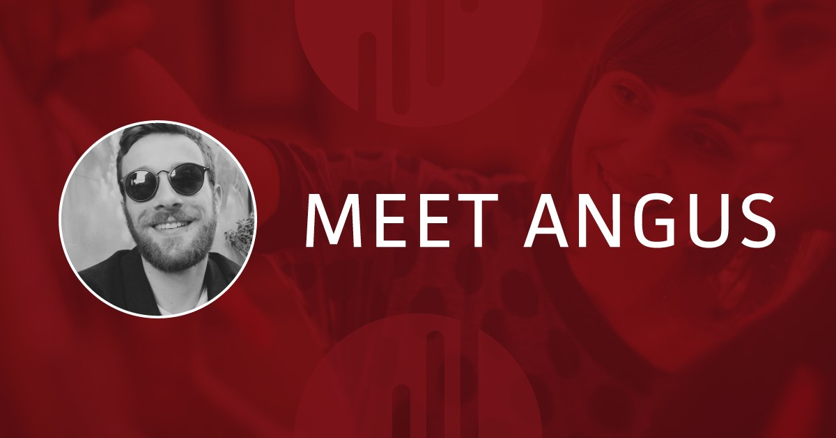 Meet the Envol Team: Angus Begg [Intern 1/2]