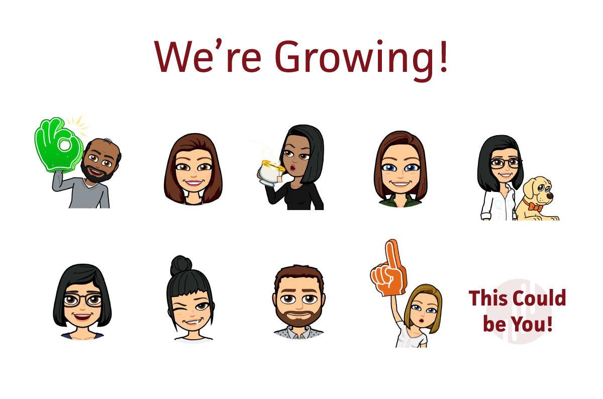 Envol is Growing!