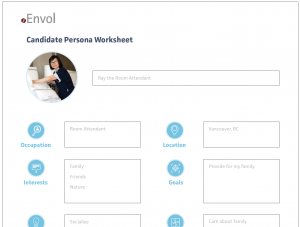 Employer Branding for Small Businesses: Candidate Persona Tool