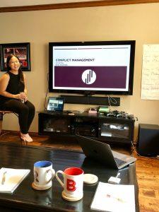 Working at Envol: Summer Internship