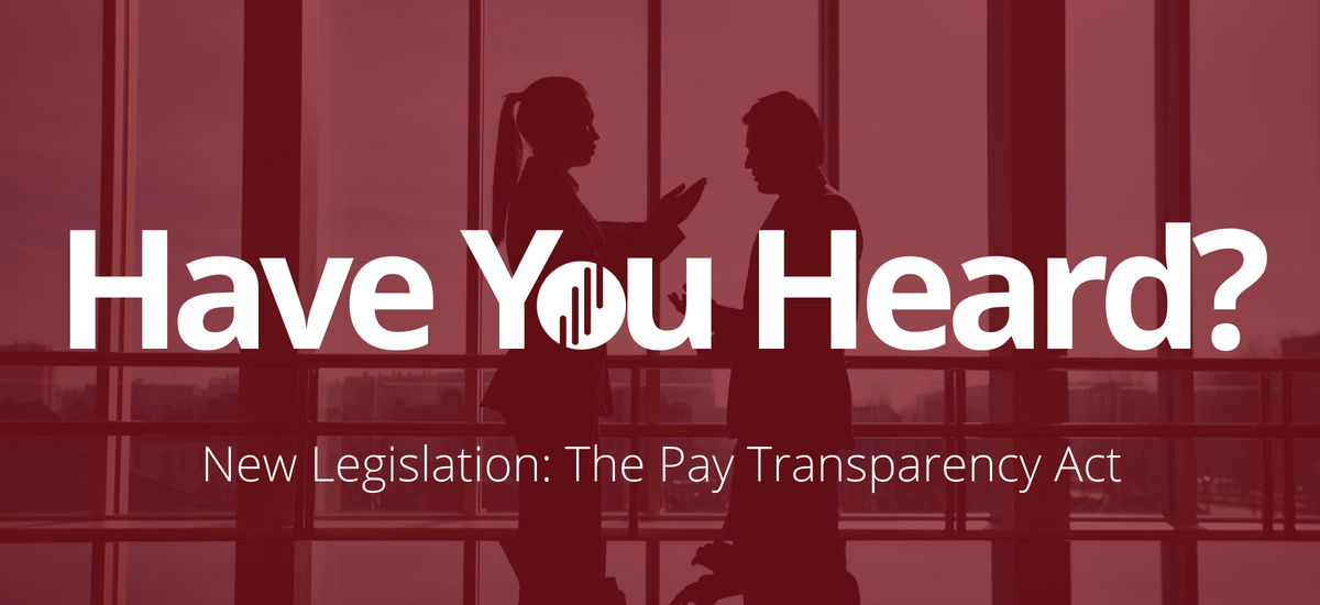 Have You Heard? Ontario Introduces Pay Transparency Act