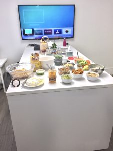 Team Activities: Office Potluck