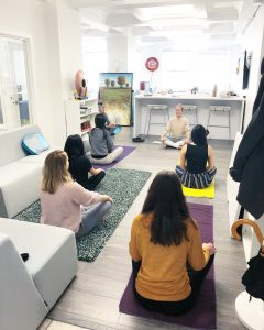 Team Activities: Office Yoga