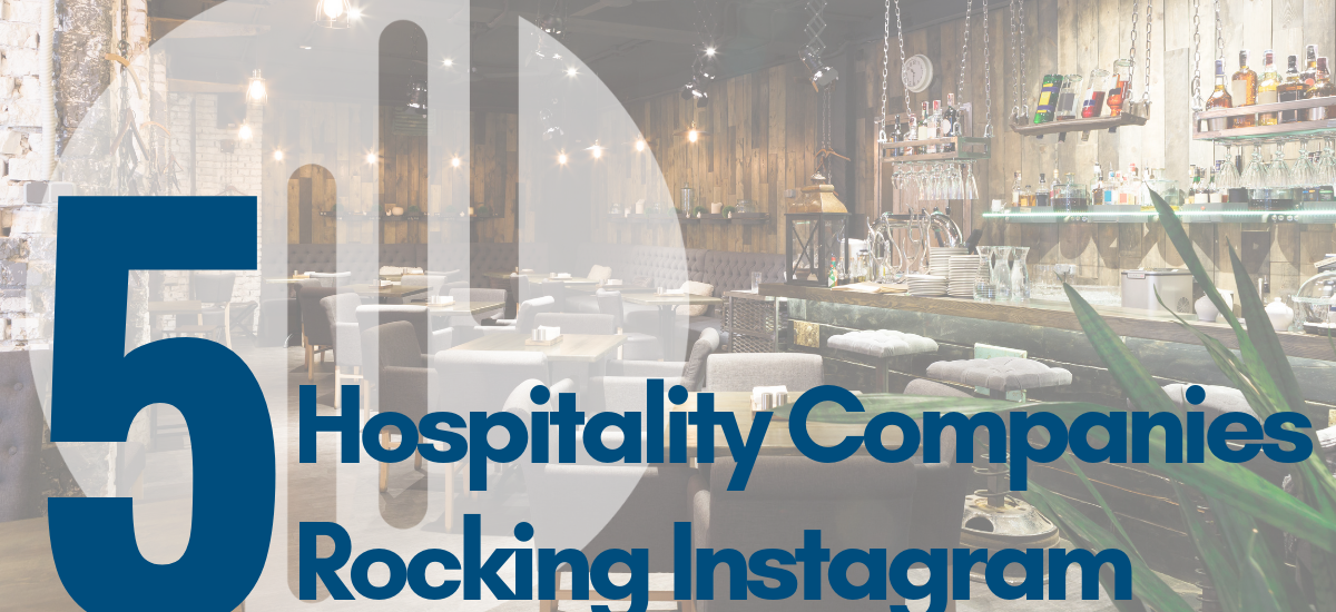 5 Tourism & Hospitality Employer Brands that are Rocking Instagram
