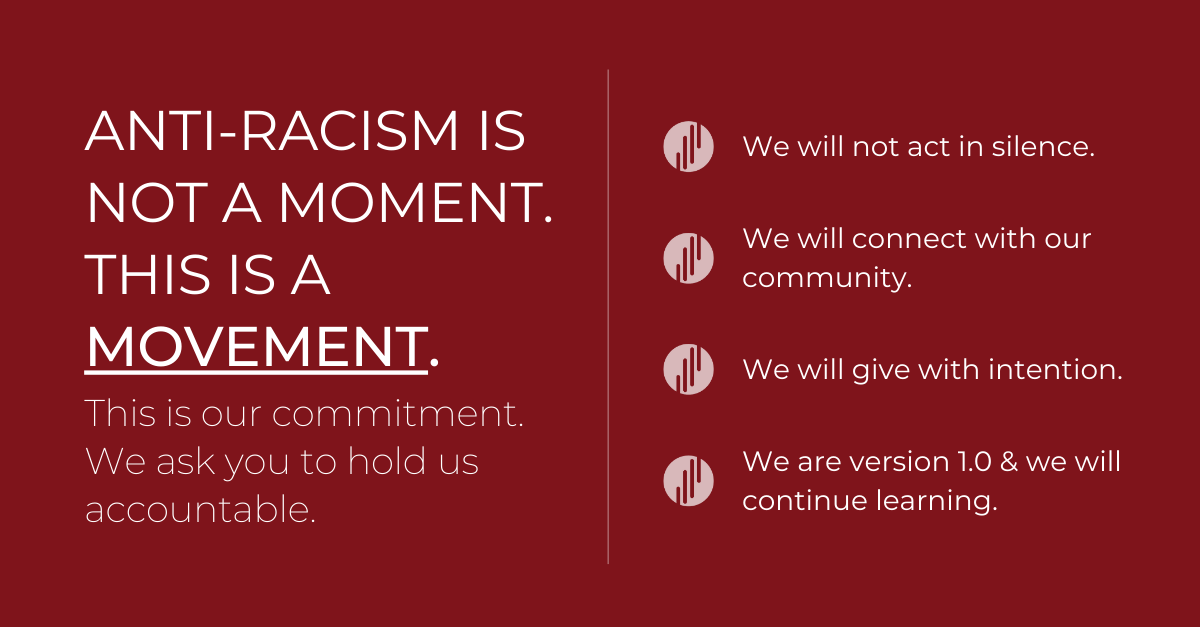 Anti-Racism: Our Commitment
