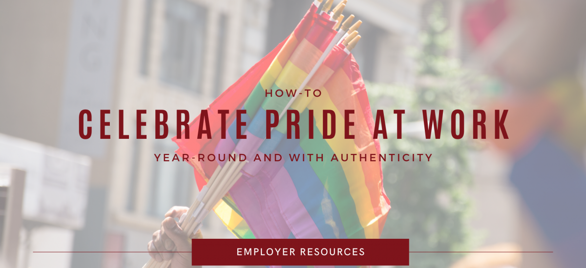How to Celebrate Pride At Work