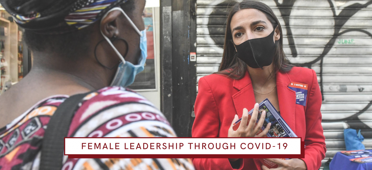 Female Leadership through COVID-19